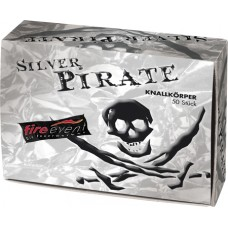 Silver Pirate, 50 Stck.