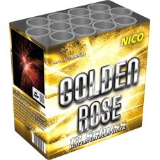 Golden Rose, 13 Schuss